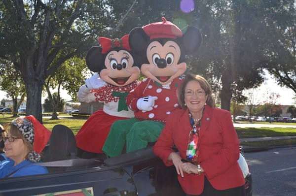 City Of Winter Park And Winter Garden Holiday Parades