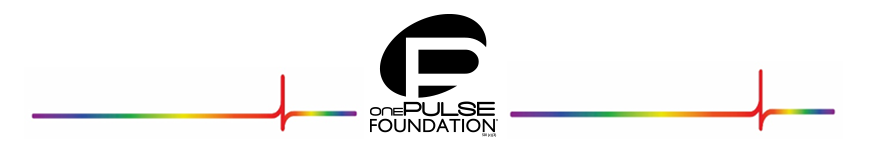 Logotipo de la One Pulse Foundation