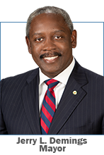 Jerry L. Demings, Mayor
