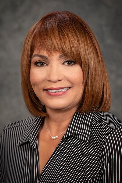 Retrato de la ComisionadaMaribel Gomez Cordero