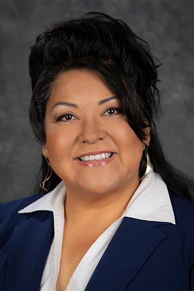 Retrato de la ComisionadaMayra Uribe