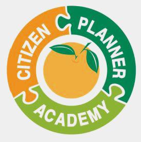 Logotipo de la Academia de Planificación Urbana para el Ciudadano