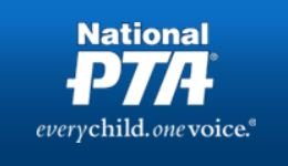 Logotipo de la National Parent Teacher Association(PTA)