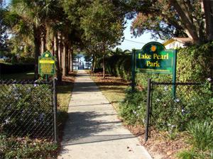 Lake Pearl Park