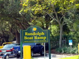 Randolph Street Boat Ramp