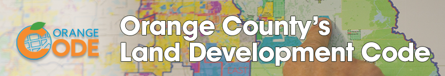 Orange Code: Orange County's Land Development Code