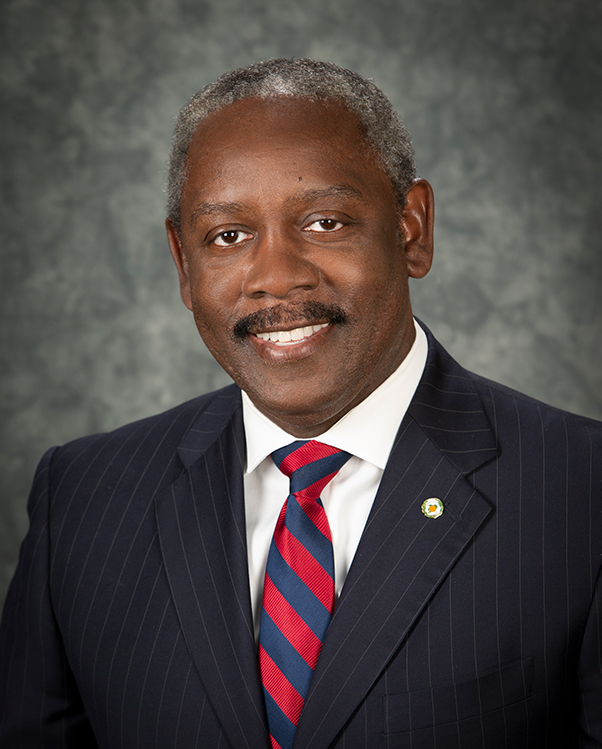 Mayor Demings portrait