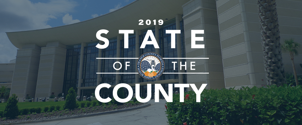 2019 State of the County webpage
