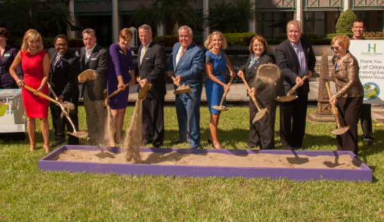 Harbor House of Central Florida Breaks Ground on New ...