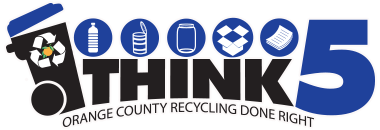 Think5 recycling program logo