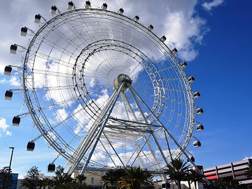 Imagen Publicada, Orlando Eye Ferris Wheel