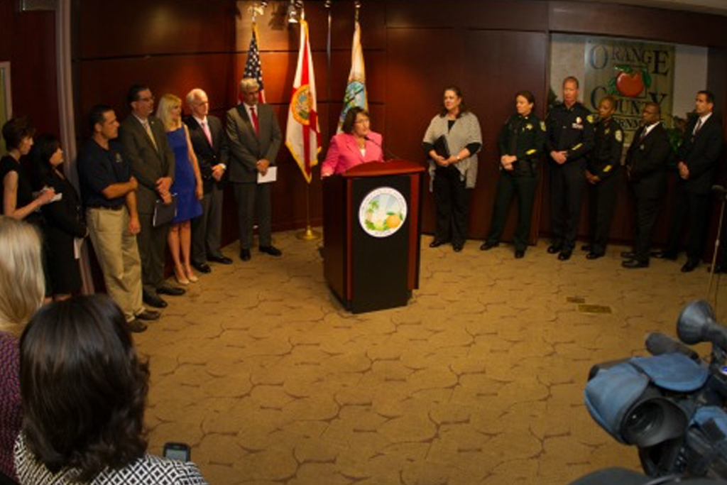 Orange County Leaders to Focus Efforts on Child Abuse